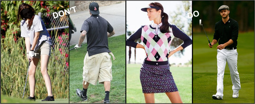 Golfwear Image Consulting - Golf Image Consulting